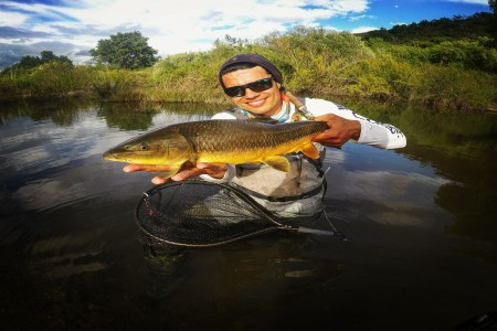 "Fly Fishing Algarve - Iberian ""Salmon"""