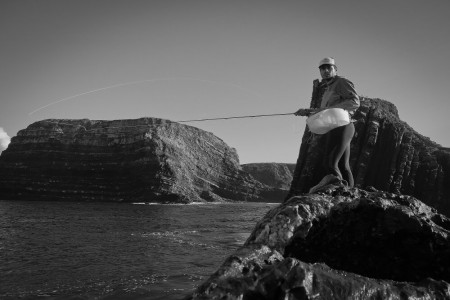 Fly Fishing Algarve Saltwater