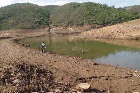 Odelouca Dam Photo