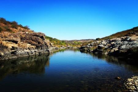 Vascão River Photo